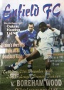 Classic Programme Christmas Special! Enfield FC vs Boreham Wood