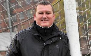 Karl Marginson, FC United's only ever manager