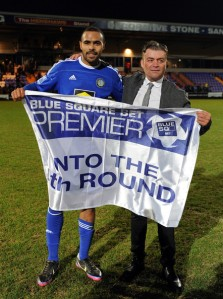 Can Macc repeat Steve King's feat last season and reach the fourth round?