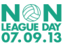 Non League Day 2013 – Support Your LocalClub