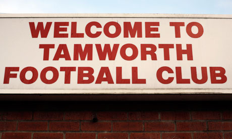Tamworth Football Club.