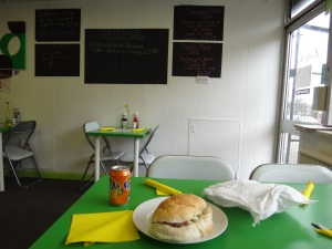 North Street Nibbles: Lunch in a friendly Alfreton cafe