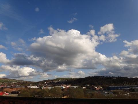 Industry & Greenery: The Contrasts of Stalybridge