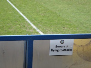 All visitors to the Moss Rose are advised to heed this warning!